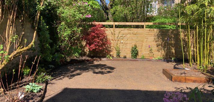 Jardin & Terrasse aménagées : avant - après | Vert Ambiance