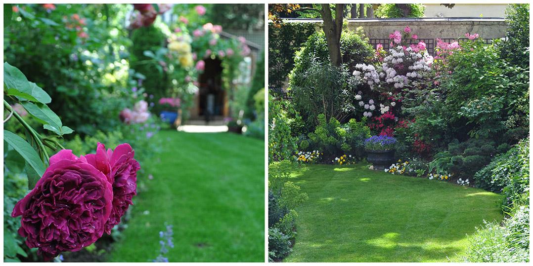 Aménagement d'un jardin par Vert Ambiance