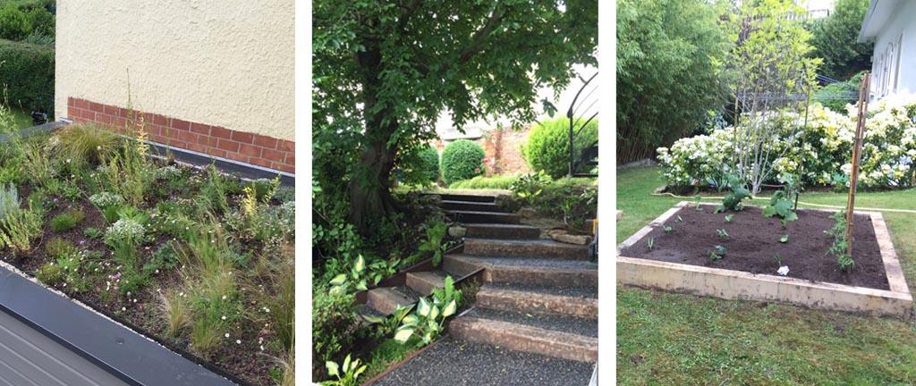 Aménagement de jardin par Vert Ambiance